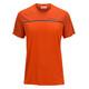 Peak Performance Rucker - Camiseta manga corta Hombre - naranja